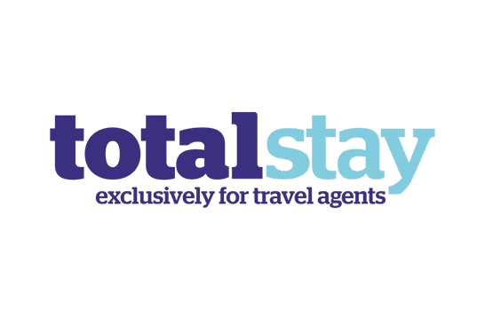 Total Stay logo