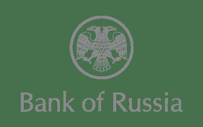 Bank of Russia logo