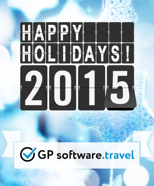 GP greeting card