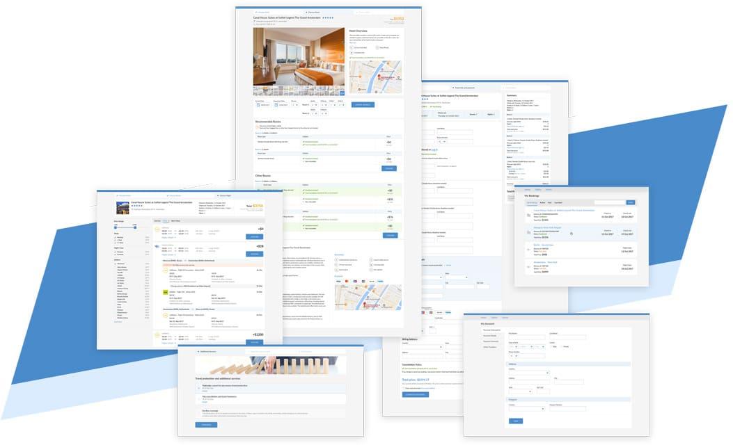 brand-new-online-booking-portal