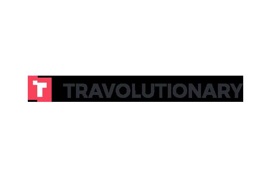 Travolutionary logo