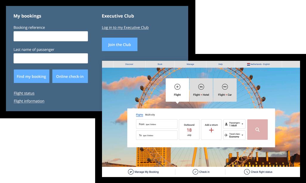 Flight Information GP Travel Enterprise